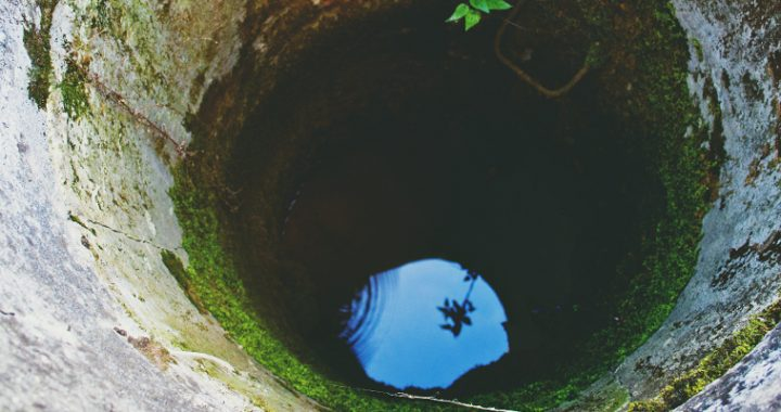 Studnia z wodą