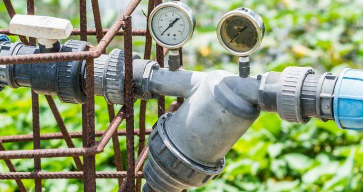 Usuwanie żelaza z wody użytkowej